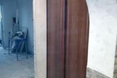 Мини гардеробная и двери купе Аристо. т. 90-45-22