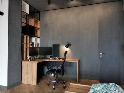 Рабочая зона. Письменный стол